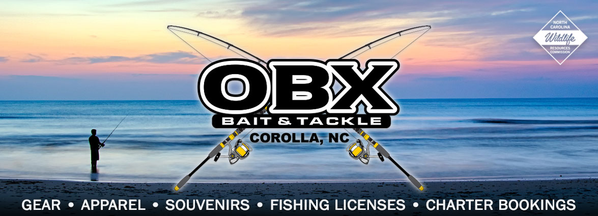 OBX Bait and Tackle Corolla Outer Banks