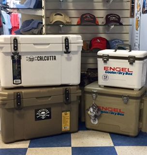 OBX Bait and Tackle Corolla Outer Banks, Coolers
