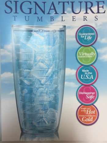OBX Bait and Tackle Corolla Outer Banks, Signature Tumblers
