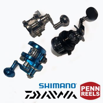 OBX Bait and Tackle Corolla Outer Banks, Performance Fishing Reels