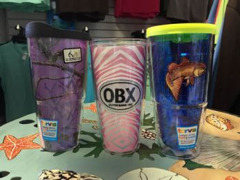 OBX Bait and Tackle Corolla Outer Banks, 50% off Tervis Tumblers