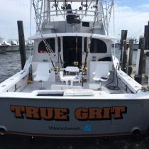 OBX Bait and Tackle Corolla Outer Banks, True Grit